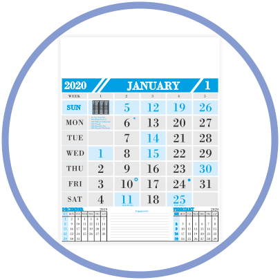 Office Calendars