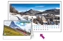 Calendar Inside View